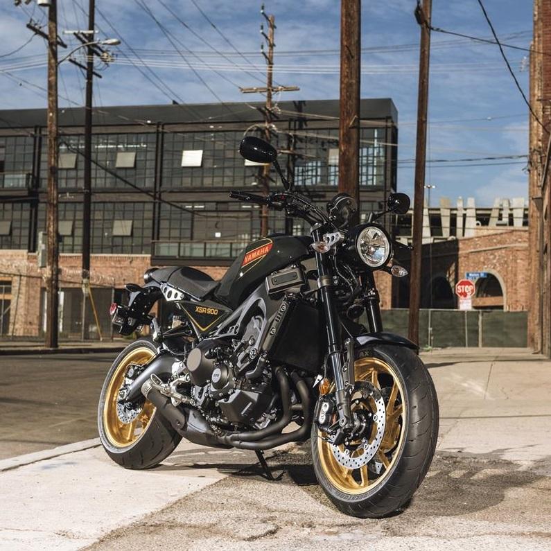 Sport Heritage « Mootorrattad « TOOTED « Yamaha keskus